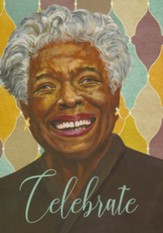 Celebrate, Maya Angelou, Birthday Cards, Box of 6