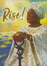 Rise, Maya Angelou, Encouragement Cards, Box of 6