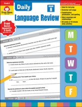 Daily Language Review Grade 8 (Revised Edition)