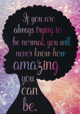 How Amazing You Can Be, Maya Angelou, Encouragement Cards, Box of 6
