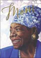 Mom, Maya Angelou, Cards, Box of 6