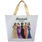 Phenomenal Women Canvas Tote Bag