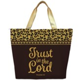 Trust in the Lord Canvas Tote Bag