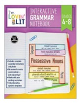 Interactive Grammar Notebook, Grades  4-8