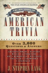 The Big Book of American Trivia - eBook