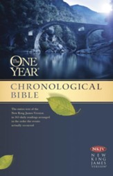 The One Year Chronological Bible NKJV - eBook