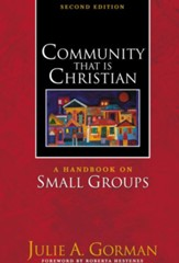 Community That Is Christian - eBook