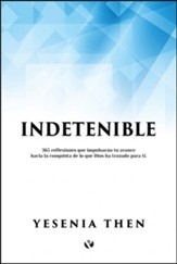 Indetenible  - Slightly Imperfect