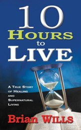 10 Hours To Live - eBook
