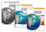 Exploring Creation with General  Science Course, 3  Volumes (3rd Edition)