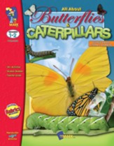 All About Butterflies & Caterpillars Gr. 1-2 - PDF Download [Download]