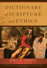 Dictionary of Scripture and Ethics - eBook