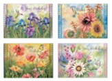 Happy Birthday, Natures Grace Cards, Box of 12