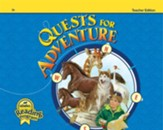 Quests for Adventure Grade 2 Reader  (Teacher Edition)