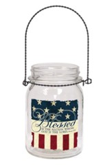 Blessed Is the Nation Hanging Jar