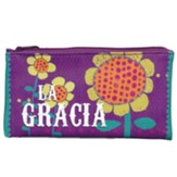 Grace Pencil Pouch, Spanish
