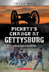 Picket's Charge At Gettysburg: A Bloody Clash in the Civil War