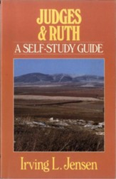 Judges & Ruth: Jensen Self-Study Guide