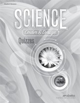 Science: Order and Design (Grade 7)  Quiz Book