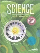 Science: Order and Design (Grade 7) Activity Book with STEM Project Resources