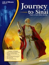Journey to Sinai Homeschool  Flash-a-Card Bible Story