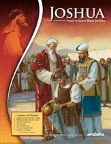 Joshua Homeschool Flash-a-Card Bible Story