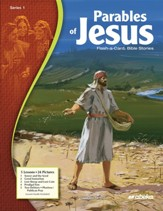 Parables of Jesus Series 1  Flash-a-Card Bible Stories