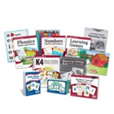 Abeka Grade K4 Manuscript Essential Parent Kit