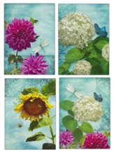 Seasons in the Garden - Sympathy Cards, Box of 12