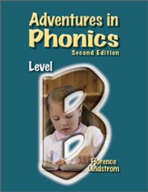 Adventures in Phonics Level B,  Second Edition - PDF Download [Download]