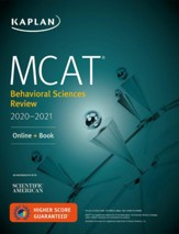 MCAT Behavioral Sciences Review 2020-2021