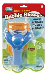 Bubble and Bubble Blower