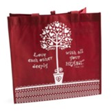 Love Each Other, Eco Tote Bag