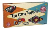 Tin Can Topple Game