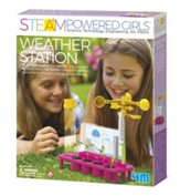 Steam Weather Station