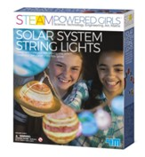 Steam Light Up Solar System