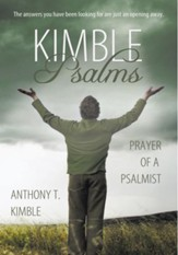 Kimble Psalms: Prayer of a Psalmist - eBook