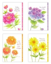 Happy Birthday, Boxed Cards, Floral