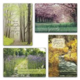 Pathways, Sympathy Cards, Box of 12