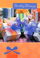 Birthday, Value Box Cards, Box of 24