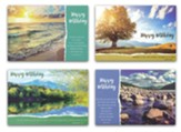 God's Majesty Birthday Cards (KJV)