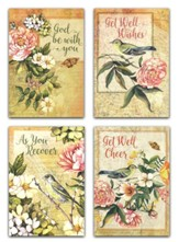 Joyful Noise Get Well Cards (KJV)