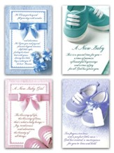 Baby, Bundle Of Joy, Boxed cards (KJV)