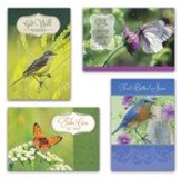 Flights Of Fancy, Get Well Cards, Box of 12