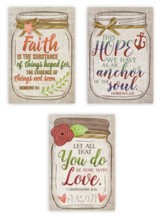 Vintage Thoughts Birthday Cards (KJV)