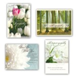 God's Promises, Box of 12 Sympathy Cards (KJV)