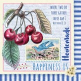 Happiness Napkins, Pack of 20
