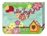 Be Joyful in Hope, Memo Pad