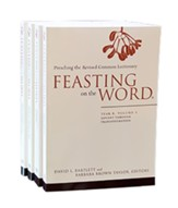 Feasting on the Word: Year B, 4 Volume Set