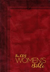 The CEB Women's Bible, DecoTone